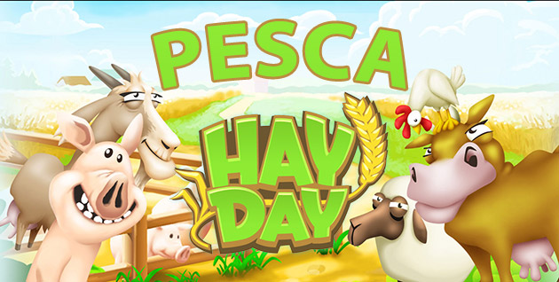 Pesca Hay Day